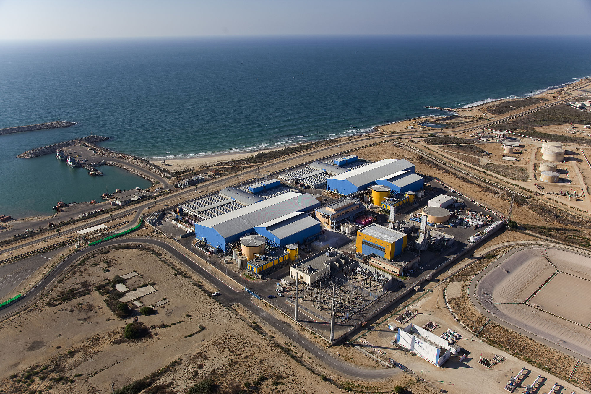 Water desalination an option to end droughts